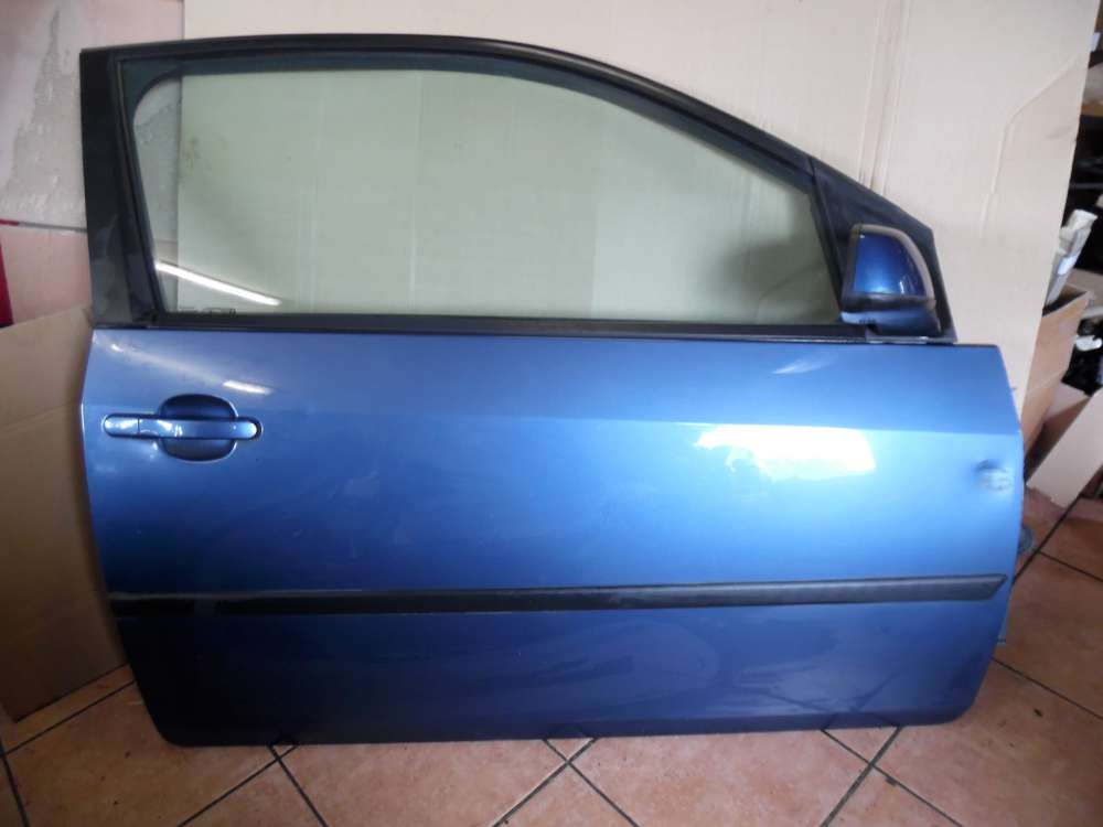 Ford Fiesta V Tür Vorne Rechts Blau 44
