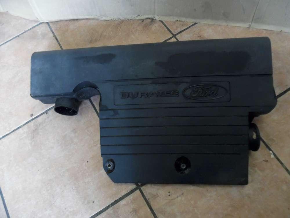 Ford Fiesta V Luftfilterkasten Motorabdeckung 2S61-9600-CE
