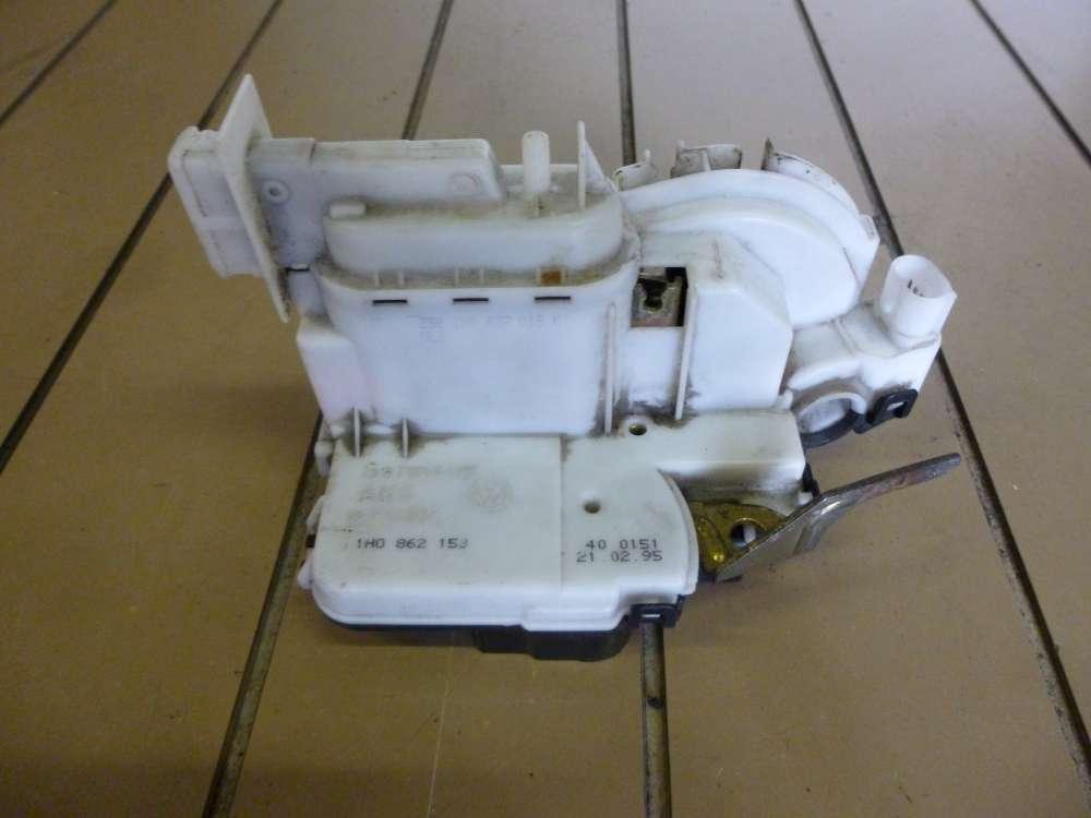 VW Golf 4 Türschloß vorne 1H1837015K 1H0862153
