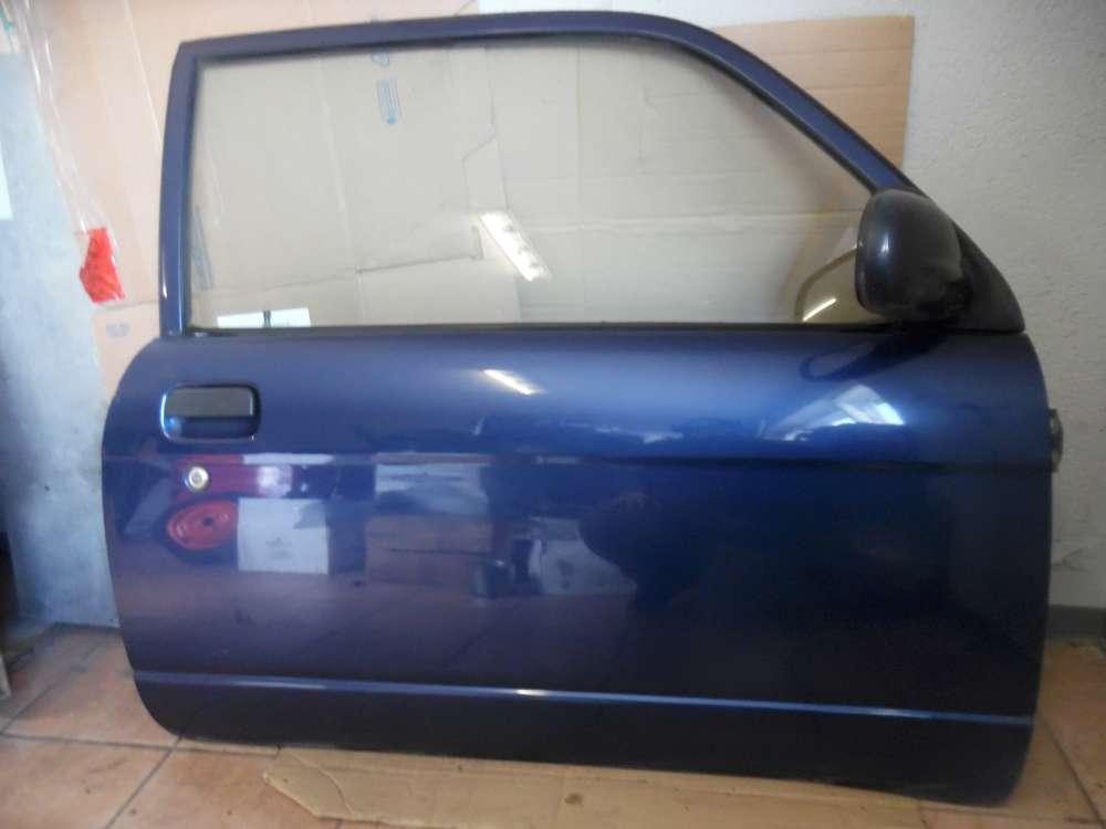 Daihatsu Cuore VI Tür Vorne Rechts Blau B42