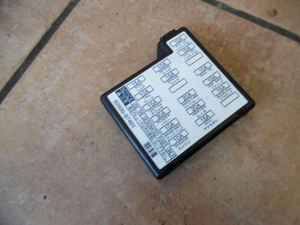 Daihatsu Cuore VI Deckel für Sicherungskasten 82600-97401