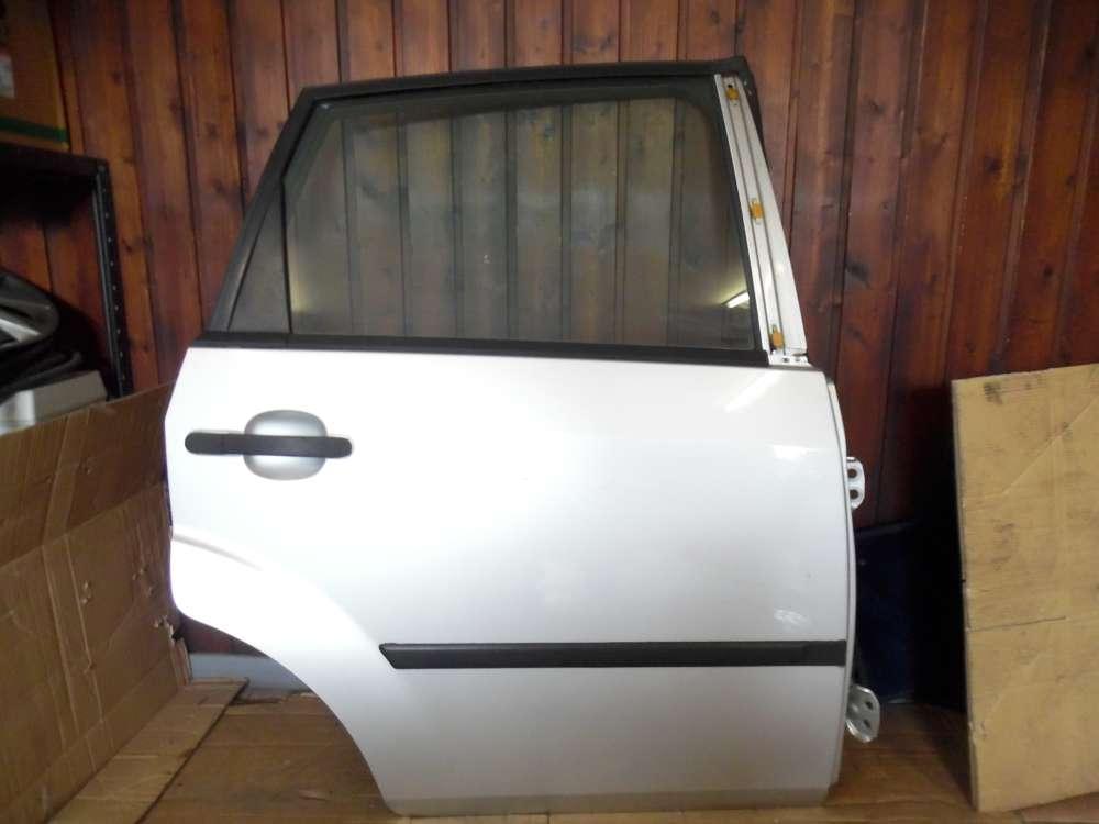 Ford Fiesta V Tür Hinten Rechts grau Farbcode : 62