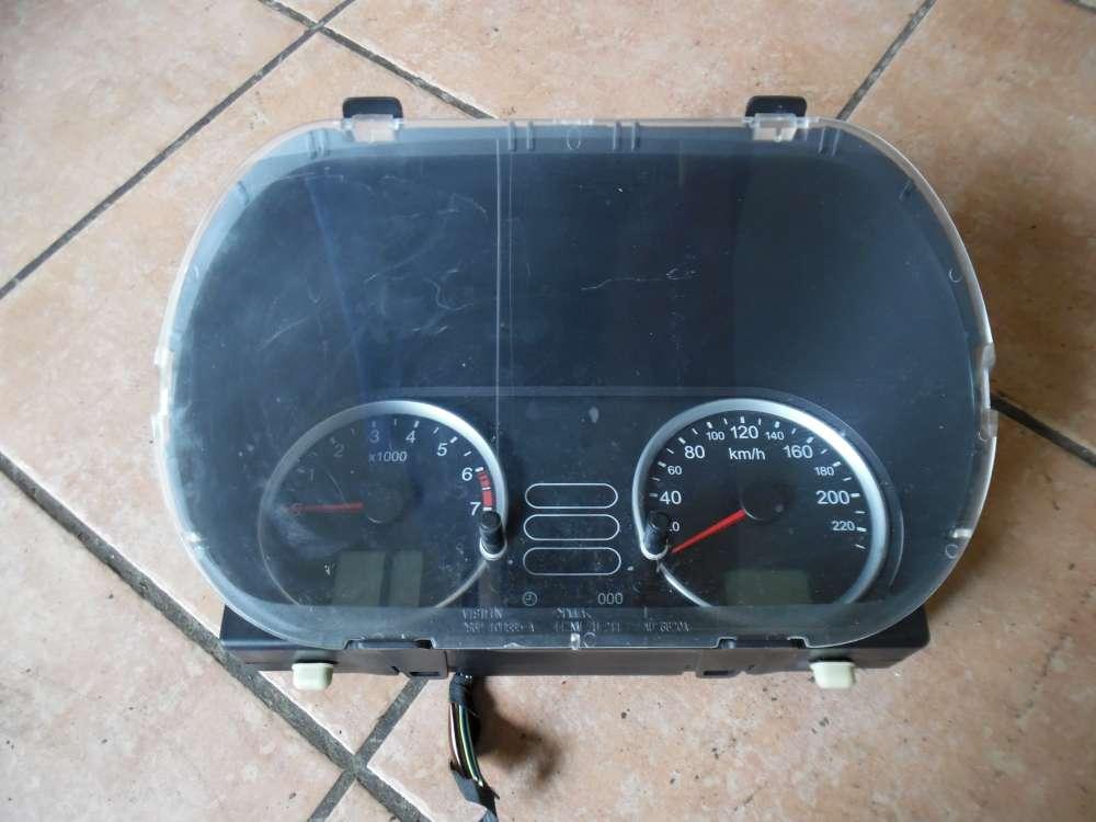 Ford Fiesta V Tacho Kombiinstrument  175354KM  2S6F10A855A