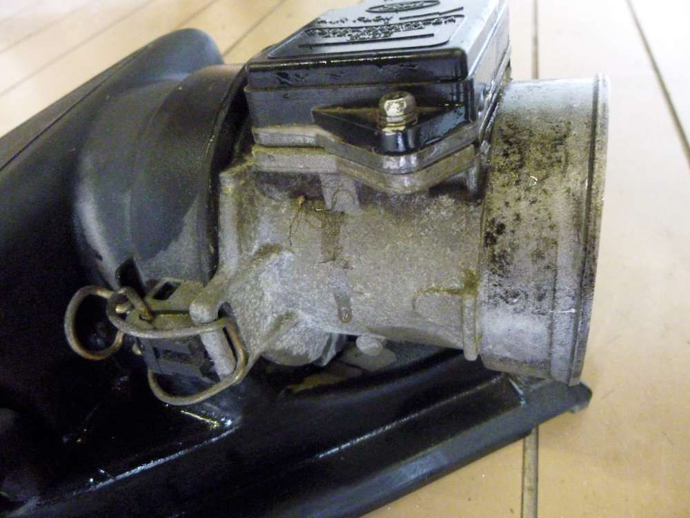 Ford Mondeo Luftfilterkasten Luftfilter Luftmengenmesser 93BB12B579  93BB-9600