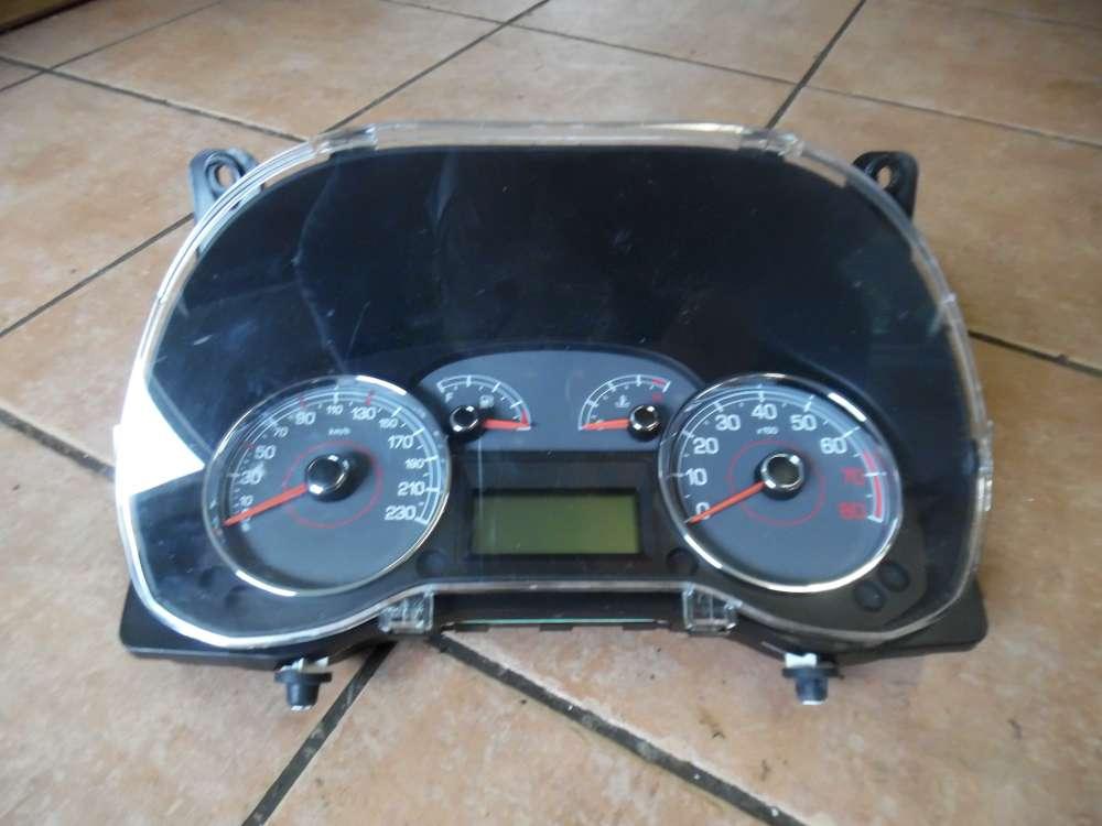 Fiat Punto 199 Tacho Kombiinstrument 108000KM 51828075