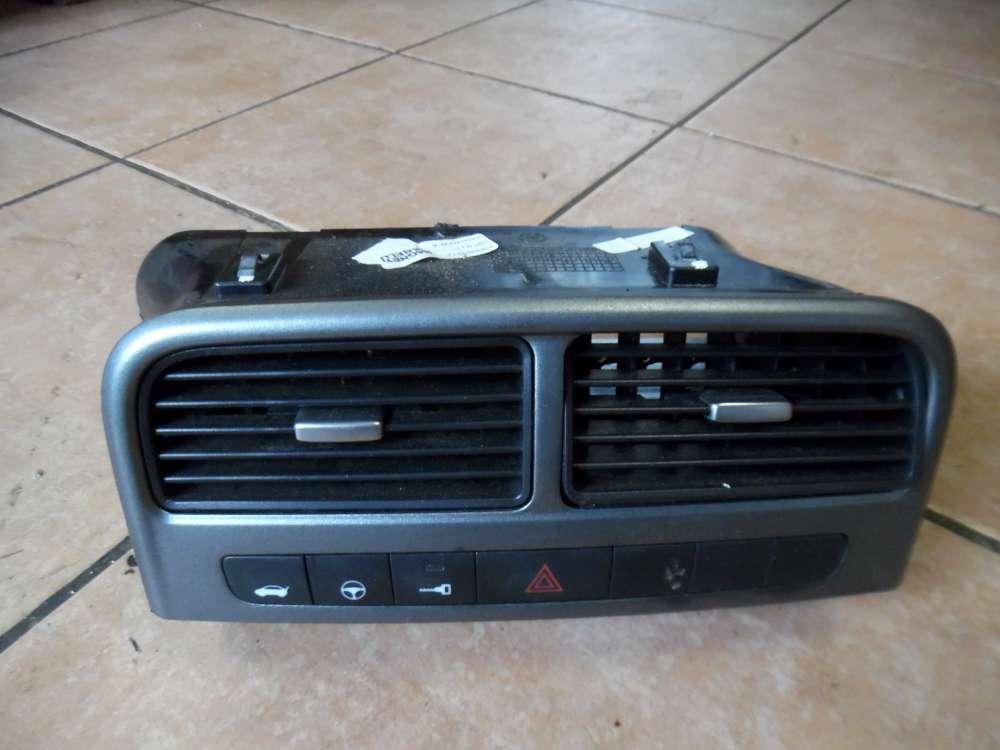 Fiat Punto 199 Luftdüsen Schalterleiste Warnblinkerschalter  735485912