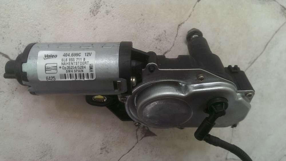 Scheibenwischermotor hinten Seat Ibiza IV 6L VALEO: 404699C , 6L6955711B Wische