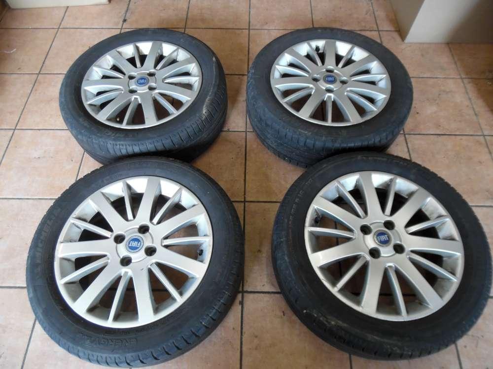 4 x Alufelgen mit Reifen Sommerreifen MICHLIN für Fiat Punto 195/ 55R16 87H   6,0Jx16 H2  51732815  ET 45