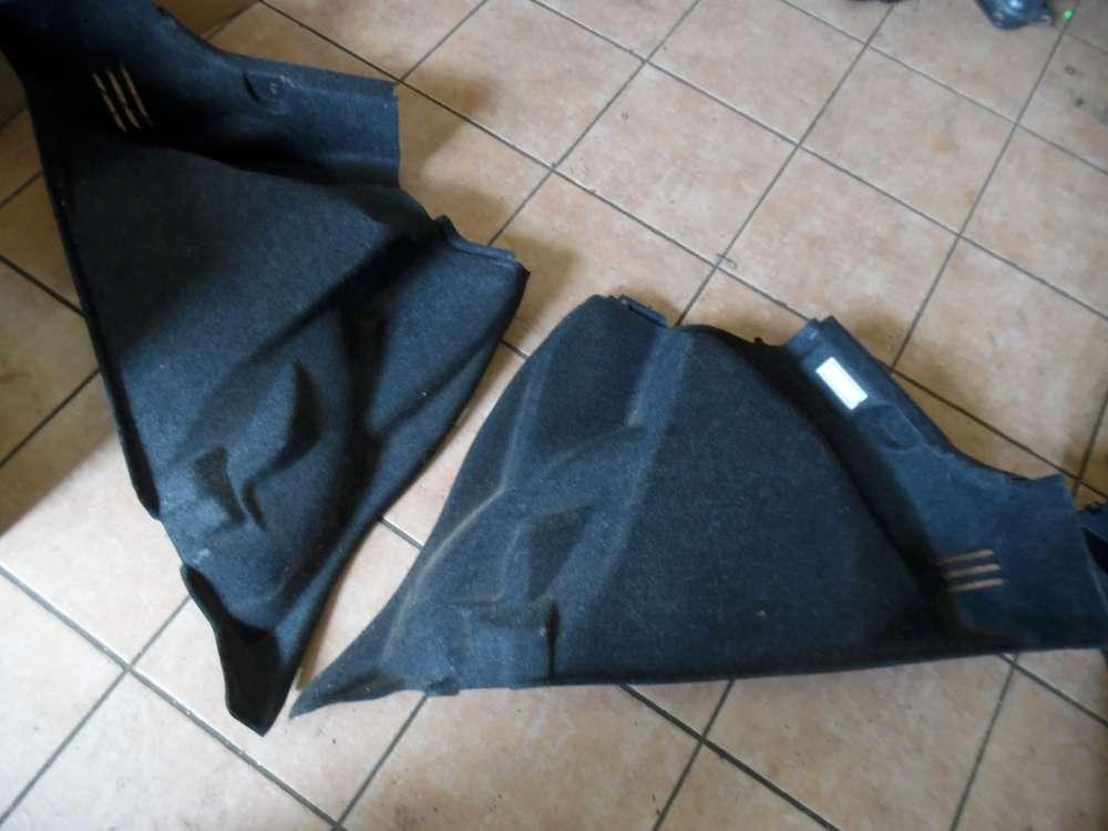 Nissan Micra Abdeckung Verkleidung Kofferraum Re / Li 84950AX661 84951AX661