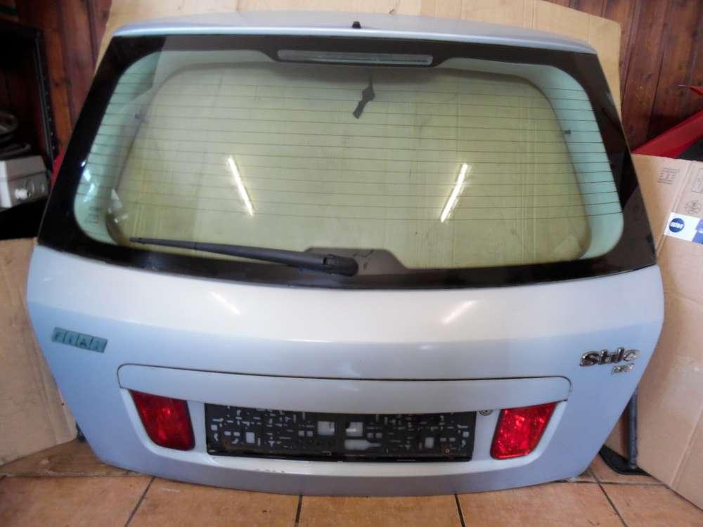 Fiat Stilo 192 Heckklappe Kofferraumdeckel grau / Grigio Farbcode : 823