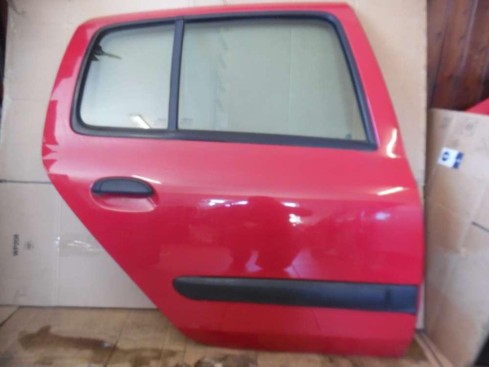 Renault Clio II Tür Hinten Rechts Rot Farbcode : OV731