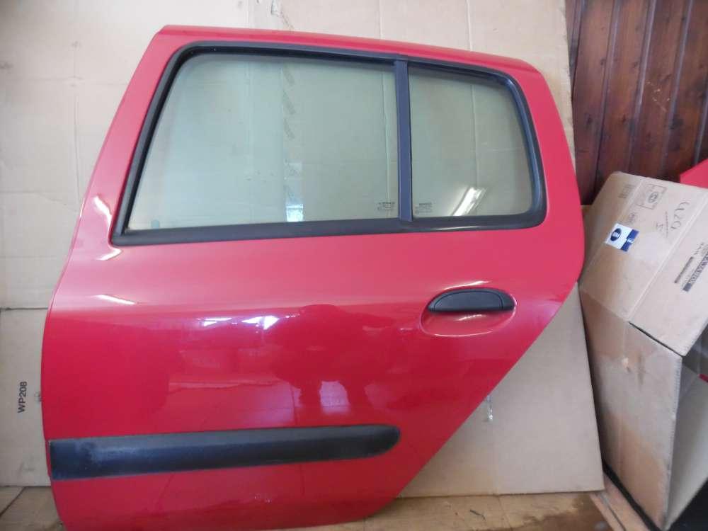 Renault Clio II Tür Hinten Links Rot Farbcode : OV731