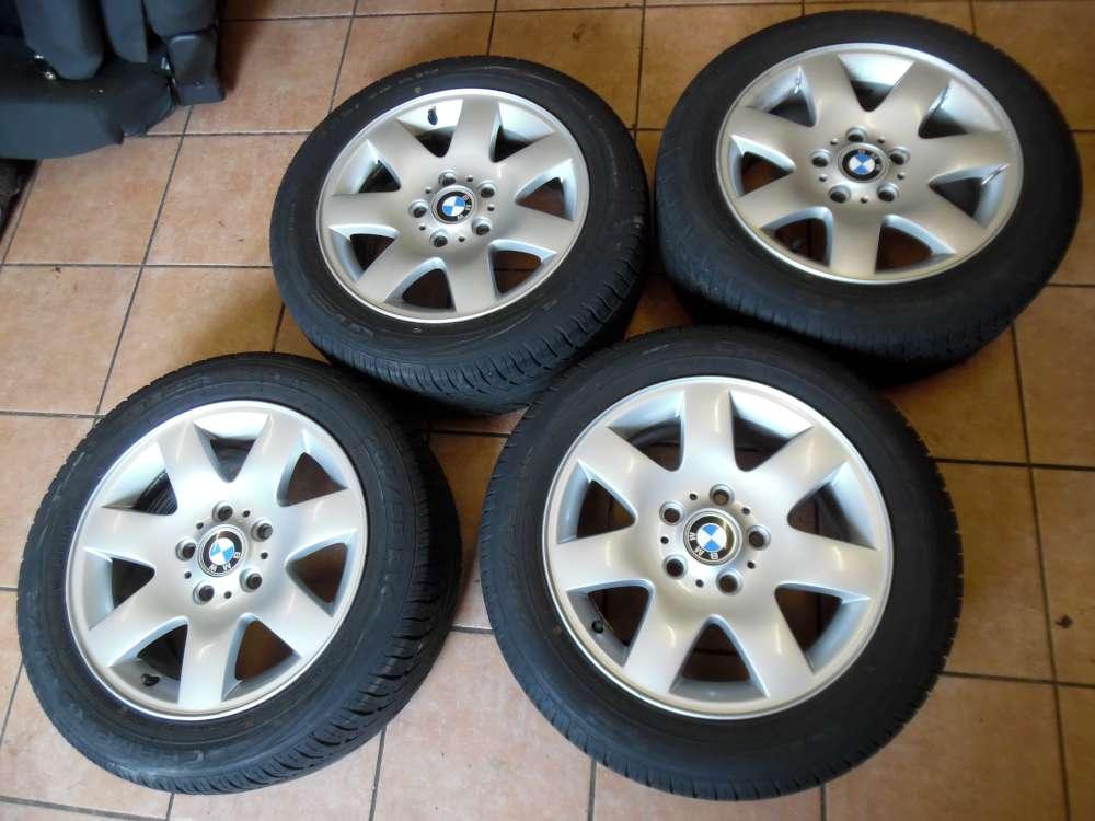 4x Alufelge mit Reifen Sommer Champiro für BMW 3-er E36 E46 1094498  205/55 R16 91V  7Jx16H2  16Zoll  BM316007   ET 47