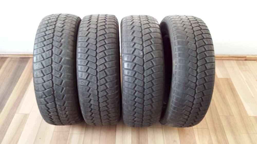 4 x Winterreifen POINT S Winterstar  195/65 R15 91T  M+S
