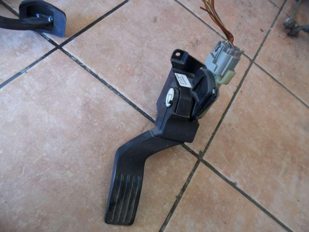Ford Focus Gaspedal Pedal Elektrisch 2M519F836AD