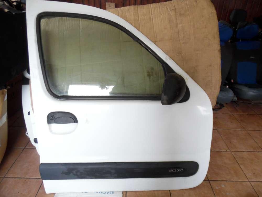 Renault Kangoo Tür Vorne Rechts Weiß Farbcode : O389