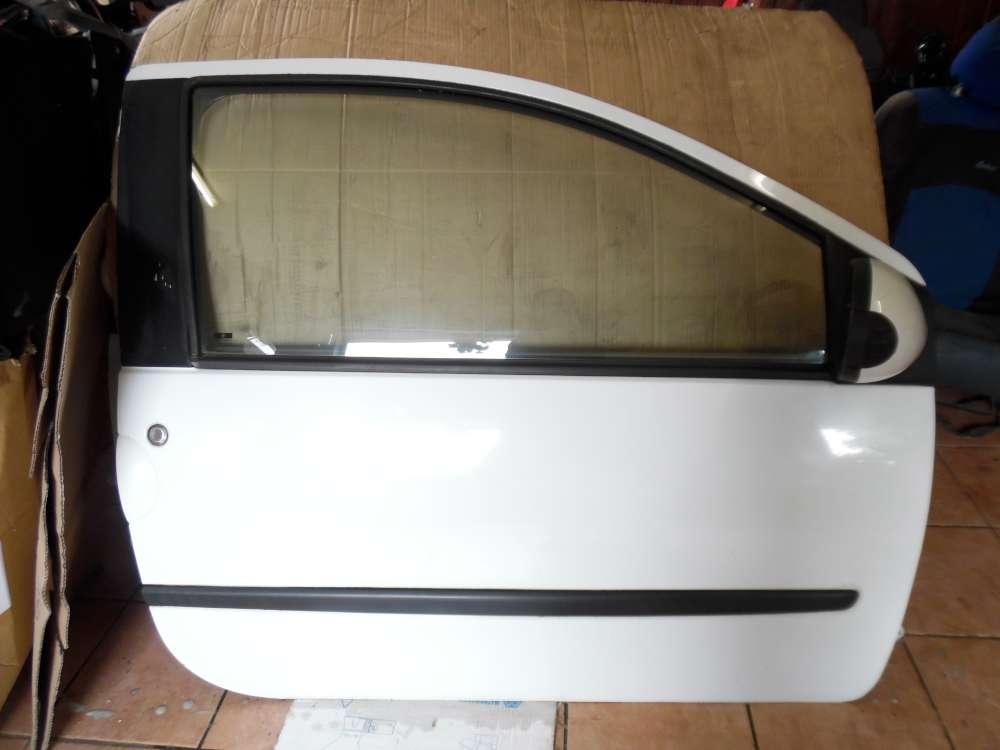 Renault Twingo Tür Vorne Rechts Weiß Farbcode : OV369