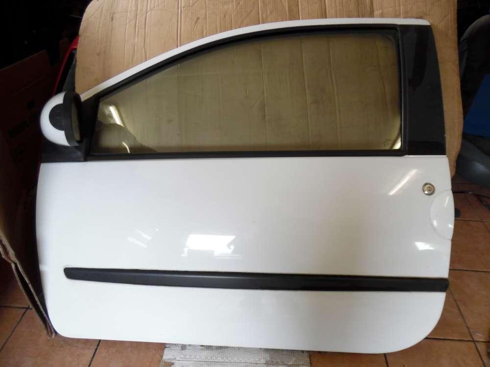 Renault Twingo Tür Vorne Links Weiß Farbcode : OV369