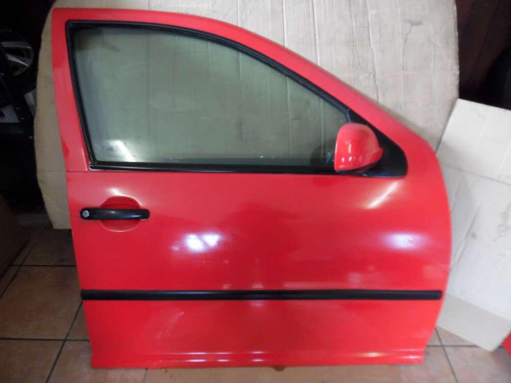 VW Golf 4 Tür Vorne Rechts Rot Farbcode : LP3G