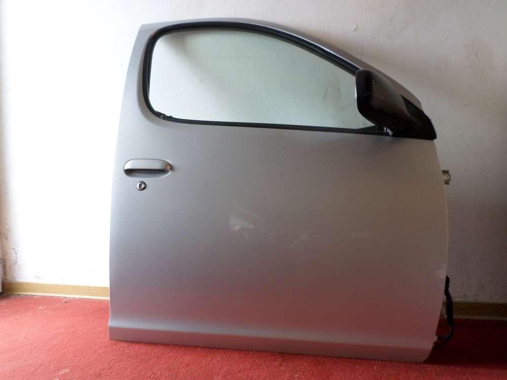 Toyota Yaris Verso Tür Vorne Rechts Farbe: Silber