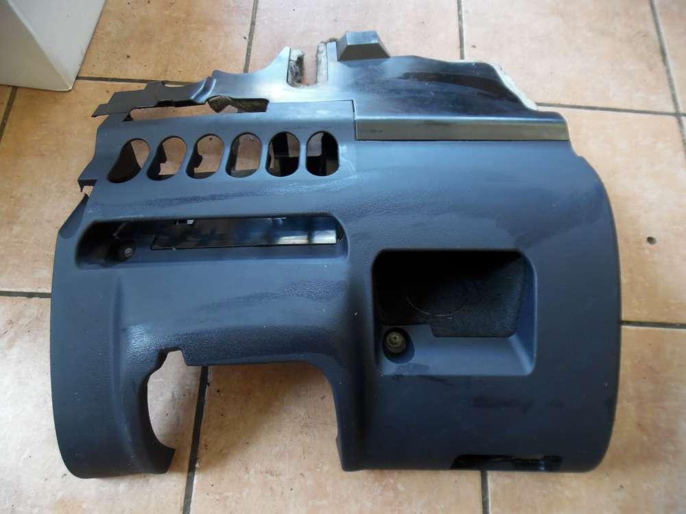 Audi A3 8L Verkleidung Amaturenbrett Links dunkelblau 8L1857919