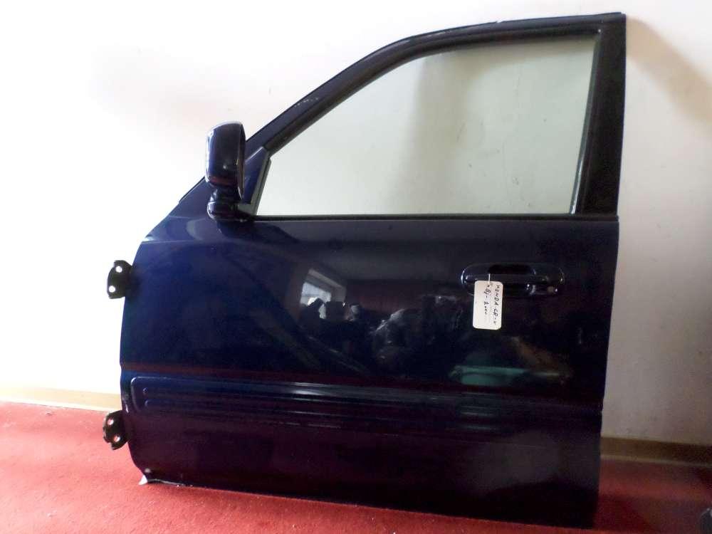 Original Tür Honda CR-V CRV  vorne links Blau  Bj.2000