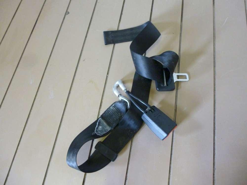 Skoda Octavia Bj.2002 Sicherheitsgurt Gurt hinten mitte 1U0857487 B 33022380