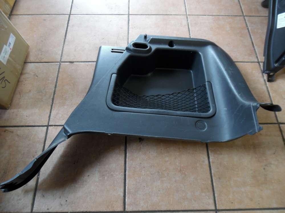 Opel Agila A Verkleidung Kofferraum Hinten Rechts 9210989