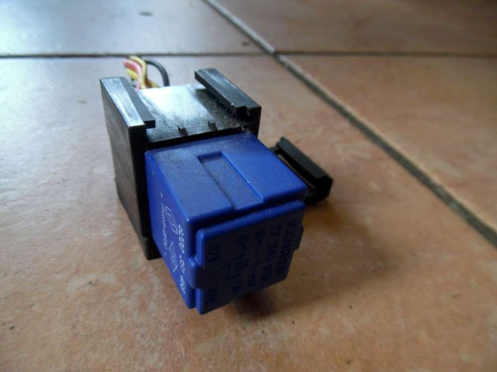 Renault Twingo Relais mit Stecker blau 8200351488 22204040