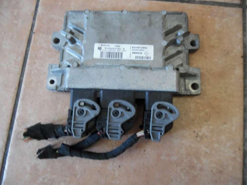 Dacia Sandero Steuergeräte Motor 8200672654