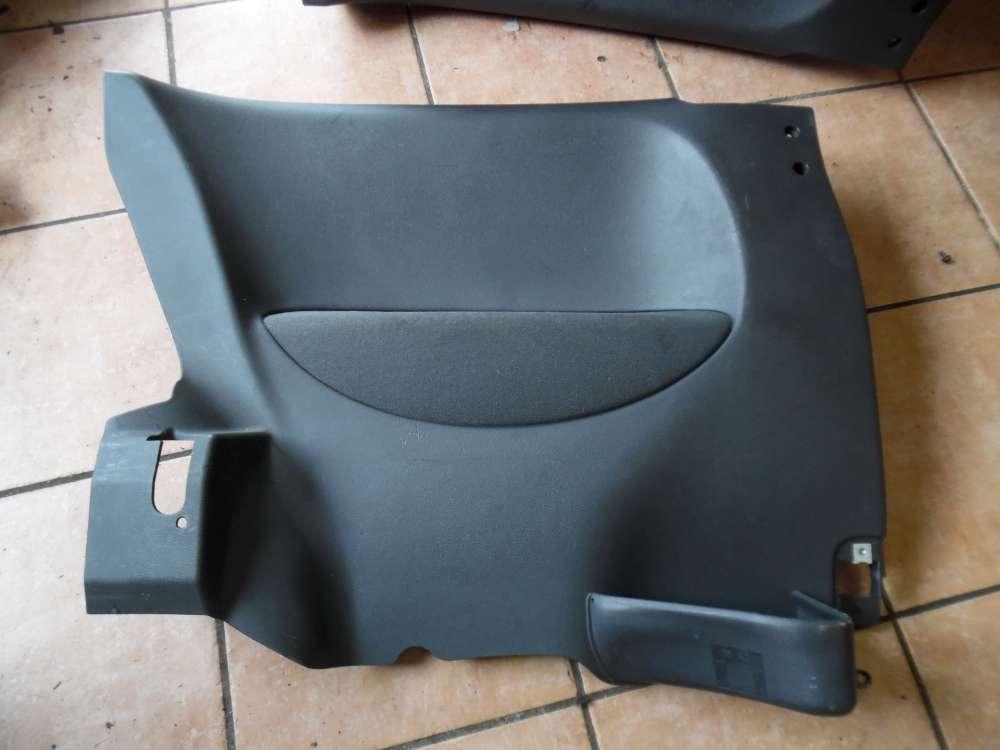 Opel Corsa C Seitenverkleidung Verkleidung Hinten Links 13106137