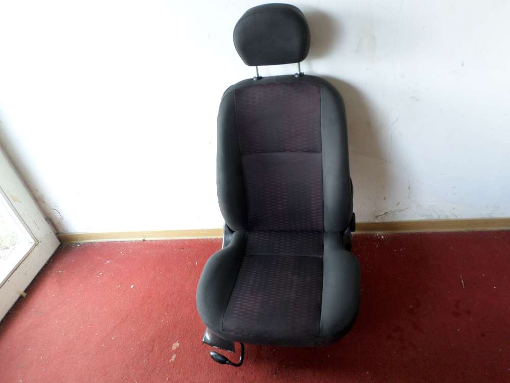 Ford Focus Beifahrersitz Sitz  Vorne Rechts Bj. 98-04, Rot grau