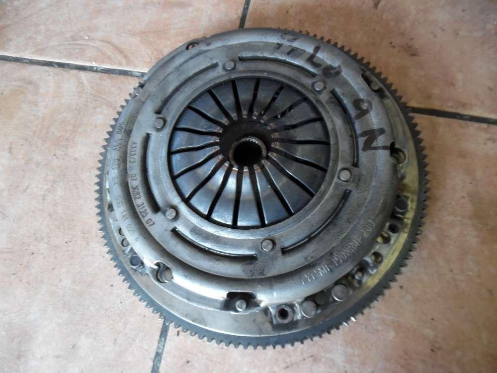 VW Polo 9N Schwungrad Druckplatte Kupplungssatz GSH 030141025A ROH 030105271