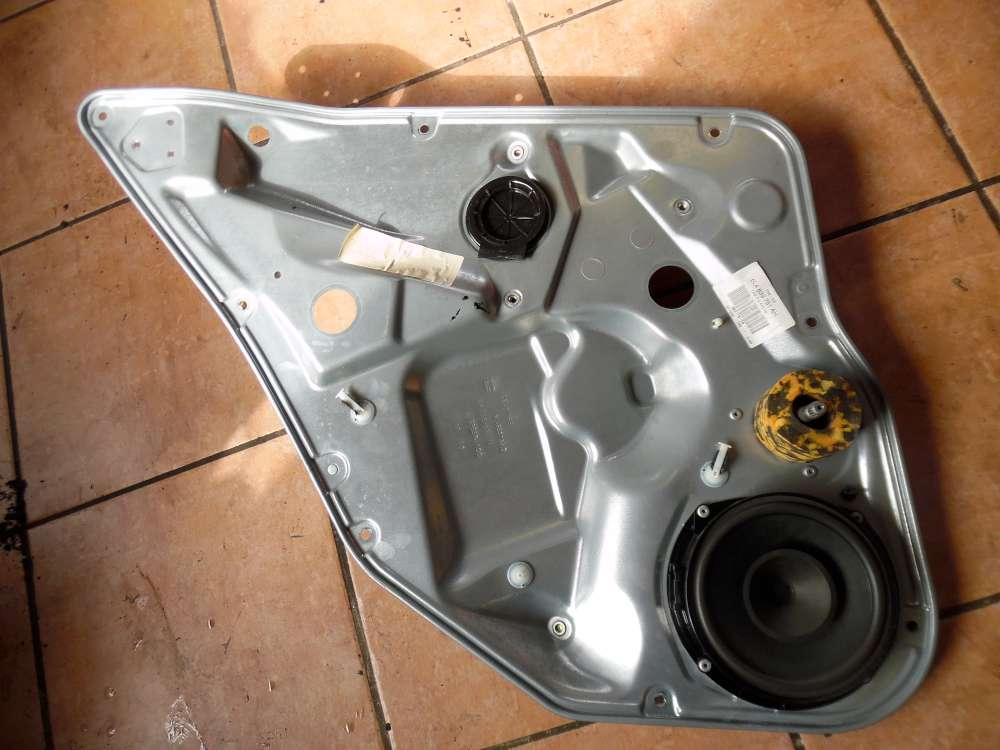 Seat Ibiza 6L Fensterheber mit Lautsprecher Hinten Links 6L4839755 / 6L0035412