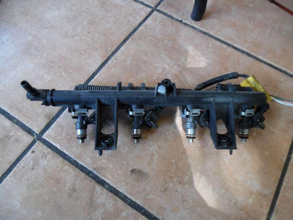 Dacia Sandero Einspritzleiste Einspritzventil 8200367230 8200292590