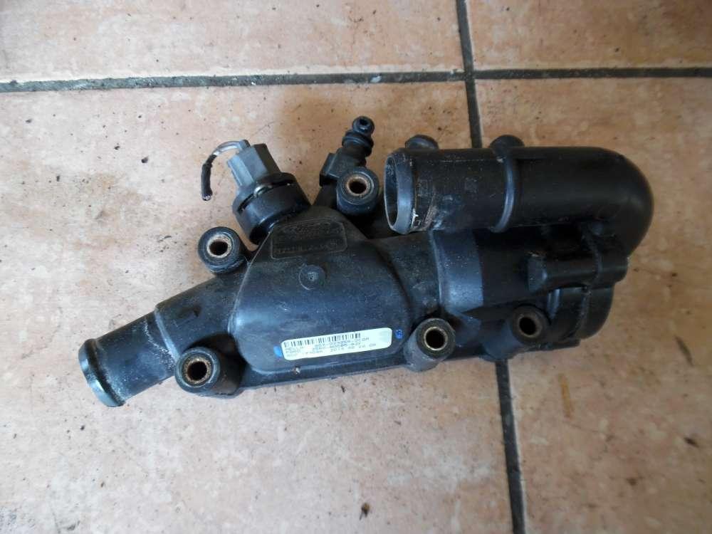 Ford Fiesta V Thermostatgehäuse Wasserschlauch 2S6G-8A586