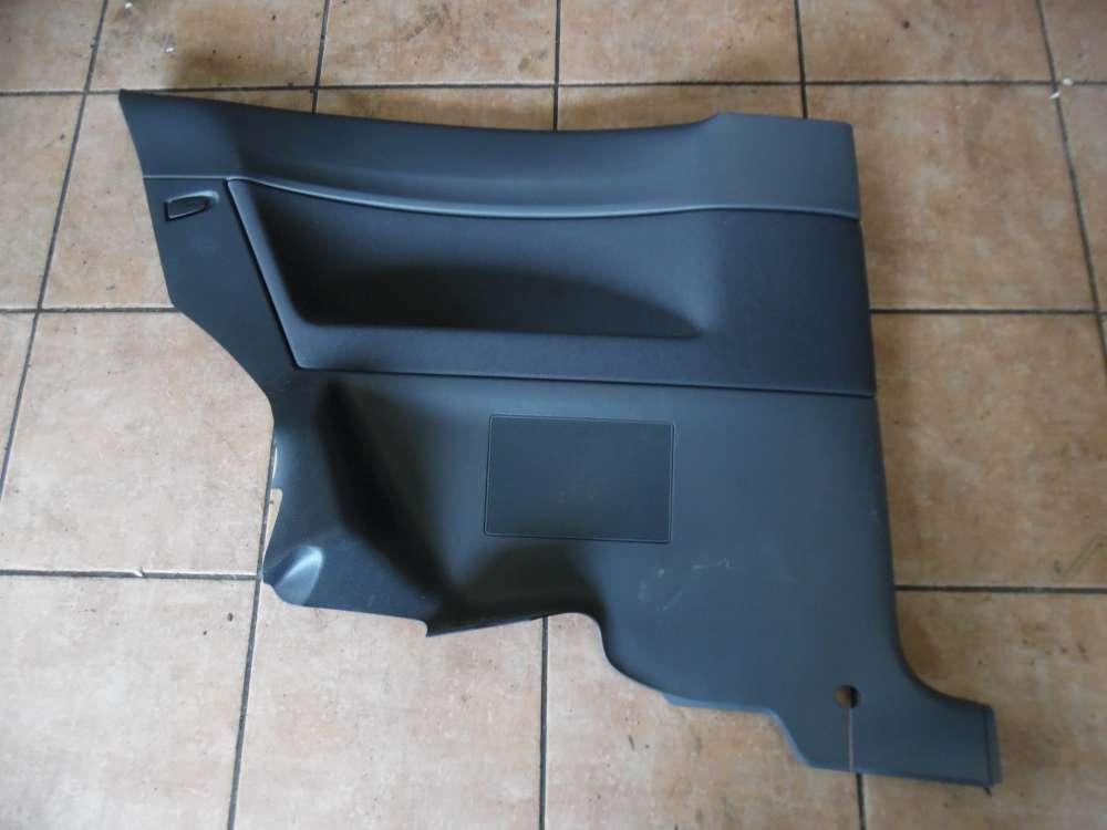 VW Polo 9N Seitenverkleidung Hinten Links 6Q3867043