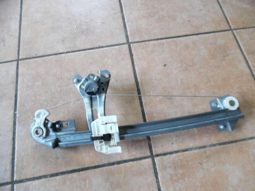 Peugeot 206 Fensterheber manuell Hinten Links 9623109780