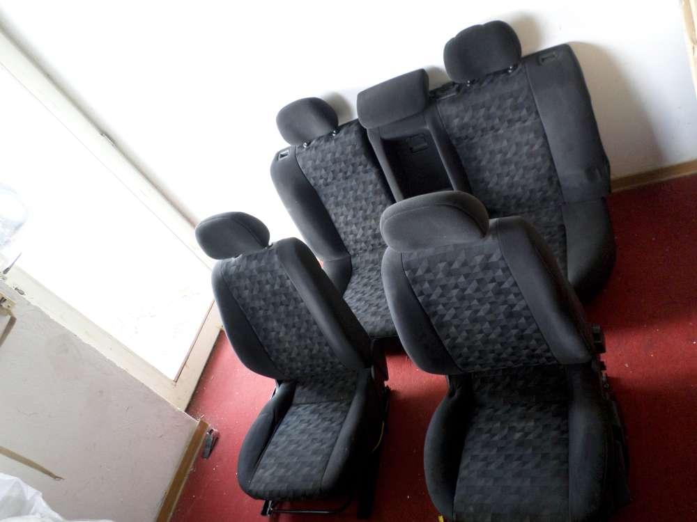 Original Opel Astra Bj.2000 Komplett Sitze Vorne + hinten