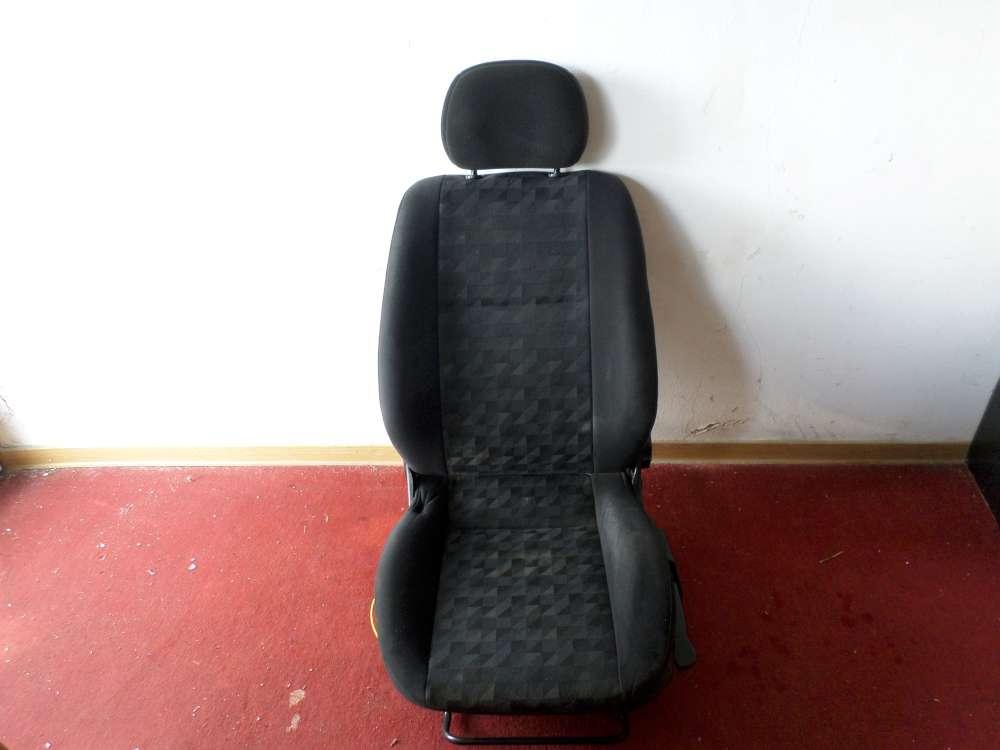 Original Opel Astra G CC 5-Türer Sitz Fahrersitz Vorne Links
