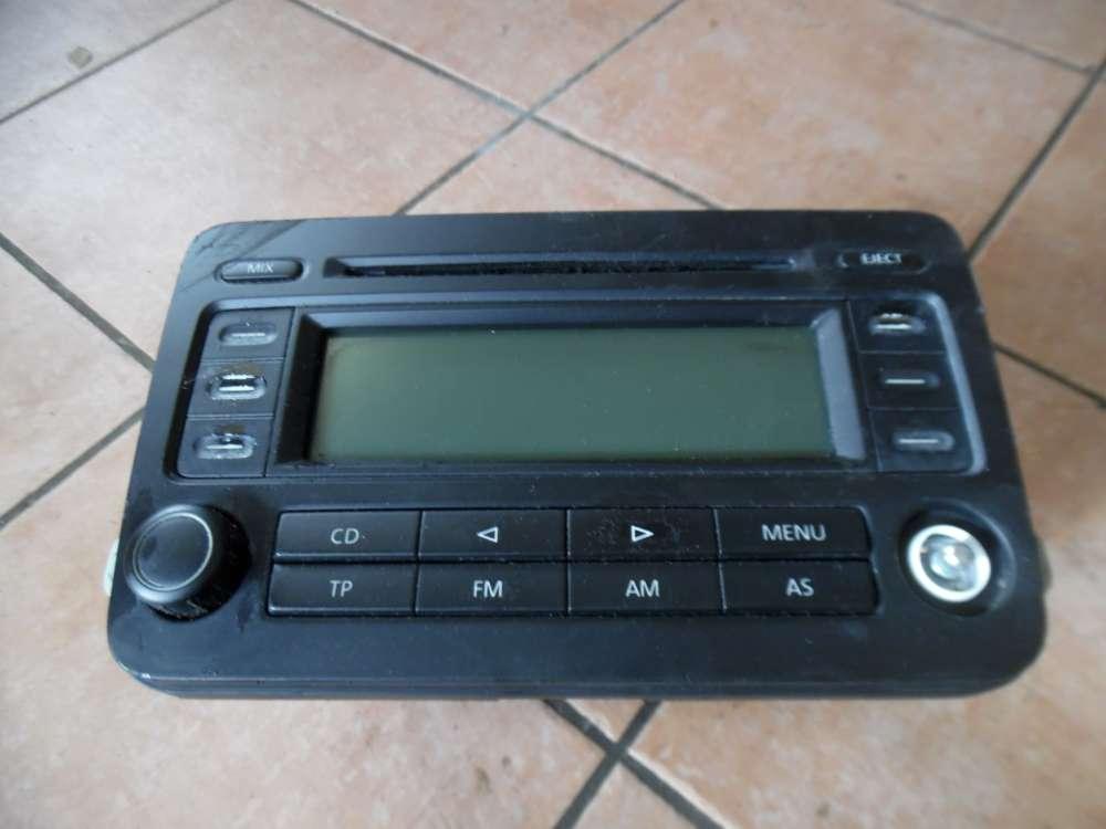 VW Golf V Radio CD 1K0035186G