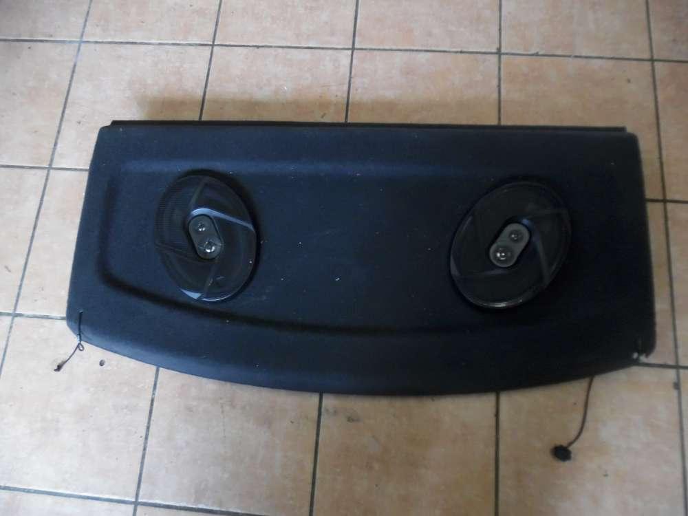 VW Golf V Hutablage Kofferraumabdeckung mit Lautsprecher