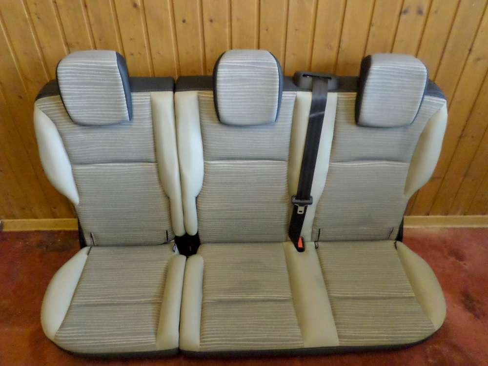 Original Renault Kangoo Bj.2009 Rücksitzbamk Sitze hinten