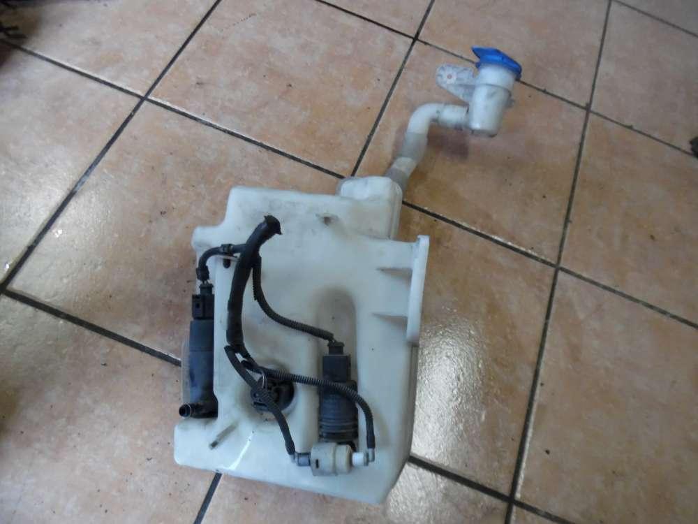 VW Golf V Waschwasserbehälter mit 2x Pumpe 1K0955453