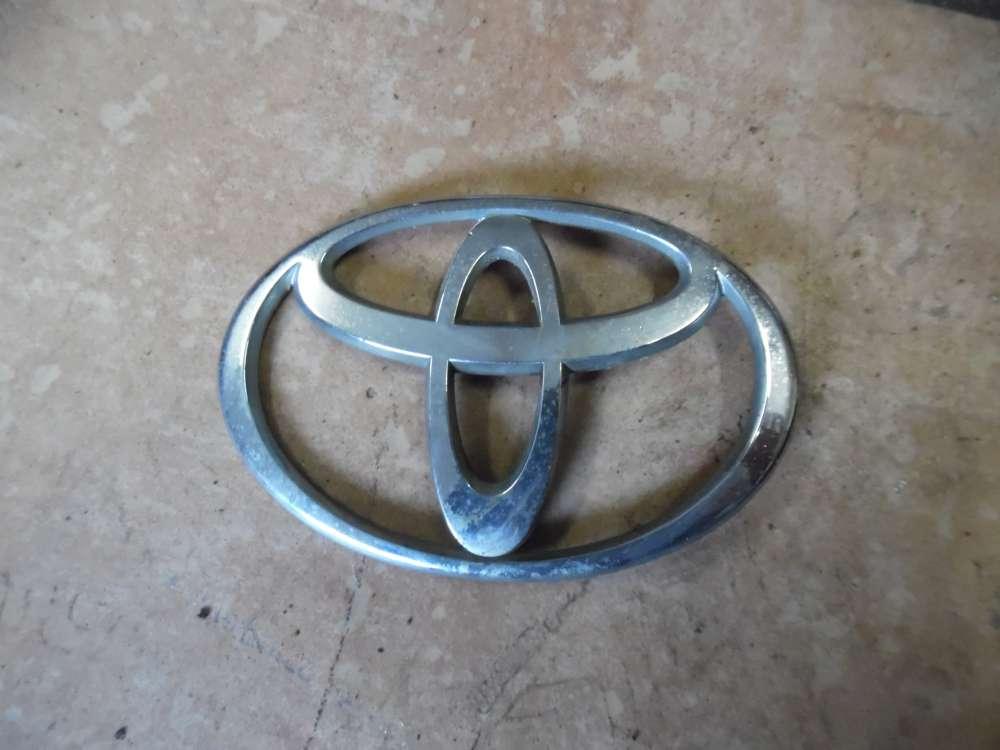 Toyota Yaris Verso Emblem Vorne