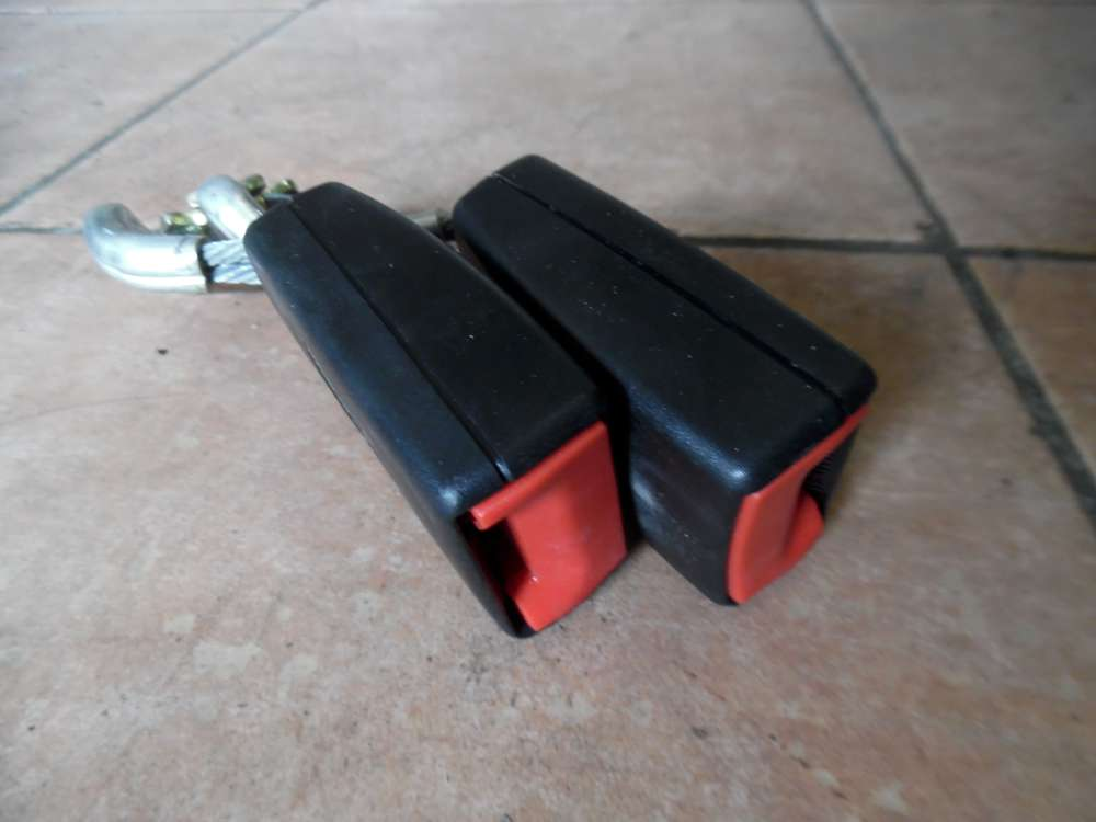 VW Golf V Doppelgurtschloss Hinten Links 1K0857739D