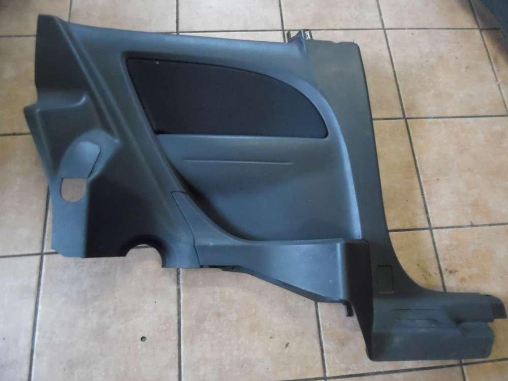 Opel Corsa D Innenverkleidung Türpappe Hinten Links 13232709