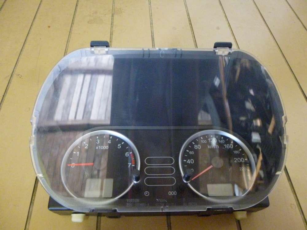 Ford Fiesta JD3 Tachometer Kombiinstrument 2S6F10B885A  87885 km