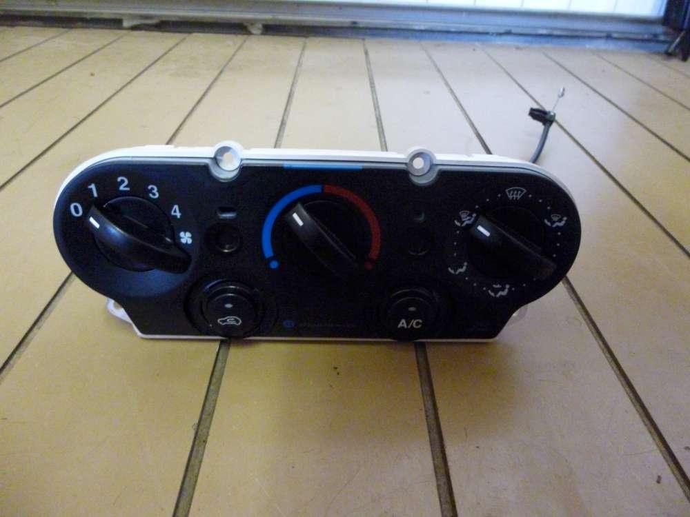 Ford Fiesta Heizungsbedienteil Gebläse Schalter Heizungsschalter  2S6H19980BD