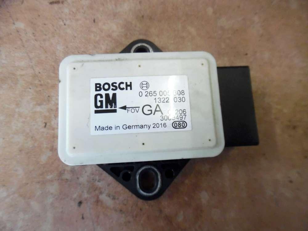 Opel Corsa D ESP Drehratensensor 13221030 Bosch 0265005608